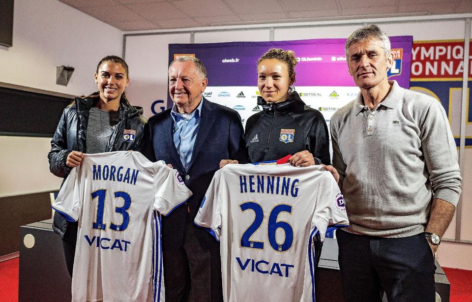 Olympique Lyonnais. Bientôt, Aulas et Prêcheur reconnaîtront : «Sans nous, cela ne se serait pas fait !».