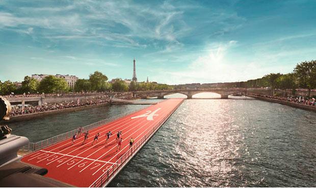 JO à Paris en 2024. Crédit lesfeminines.fr