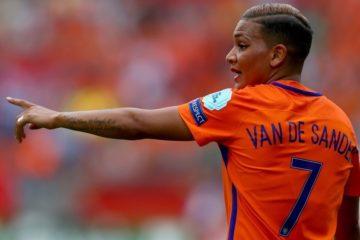 Shanice Van den Sanden. Pays-bas. Crédit UEFA. Lesfeminines.fr