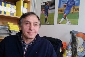 Alain Vernon. Journaliste France TV. Auteur des Bleues avec un E. Crédit : France Inter. lesfeminines.fr