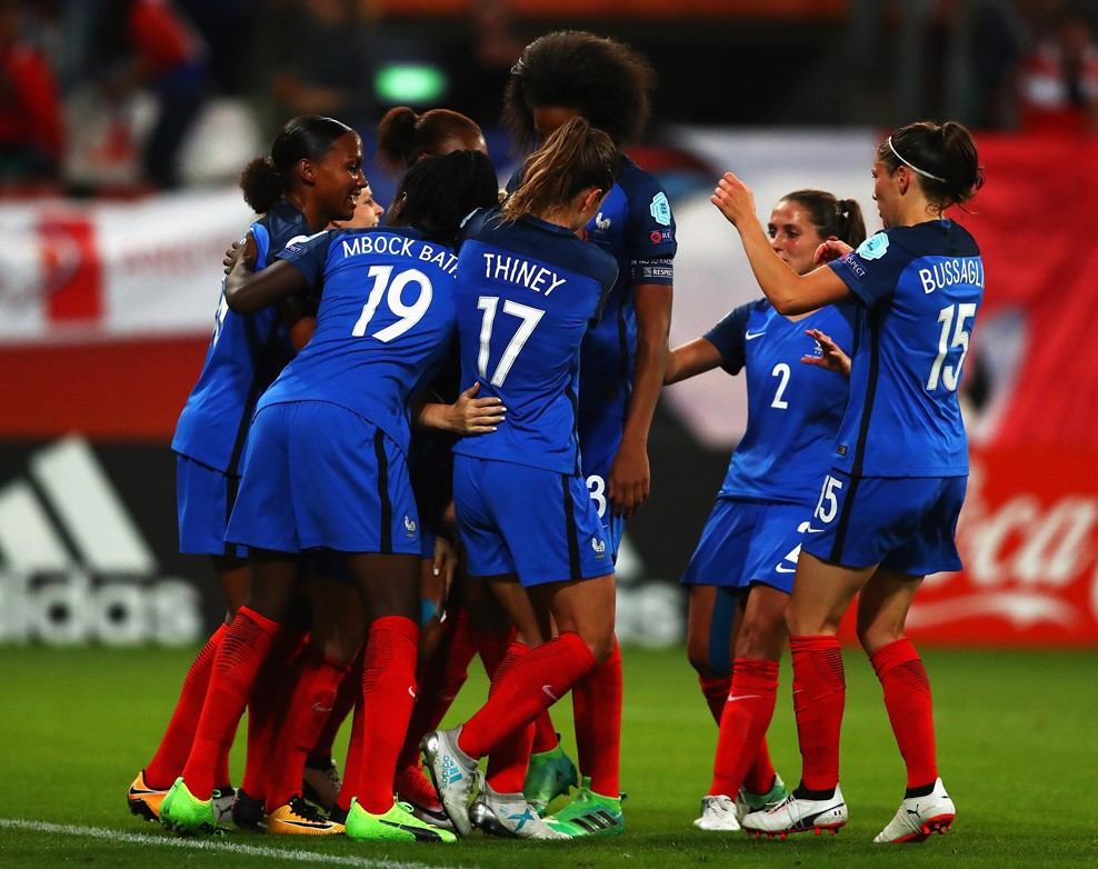 EURO 2017 – Quart de finale – Angleterre France. «Françaises, Réveillez-vous ! Françaises, Réveillez-Nous !»