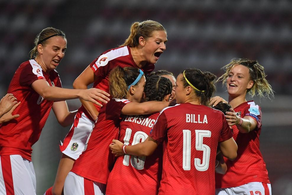 EURO 2017 – Les bonnes surprises sur groupe C : la tête de l'Autriche, la combativité de la France, Bachmann, l'engagement islandais.