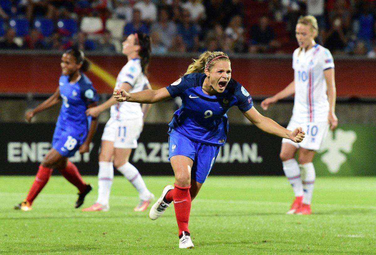 EURO2017 – FRANCE (1-0) ISLANDE. La France sort vainqueur de «la machine à laver» islandaise