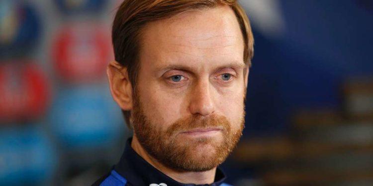 Martin Sjögren, le sélectionneur suédois. Crédit UEFA. Lesfeminines.fr