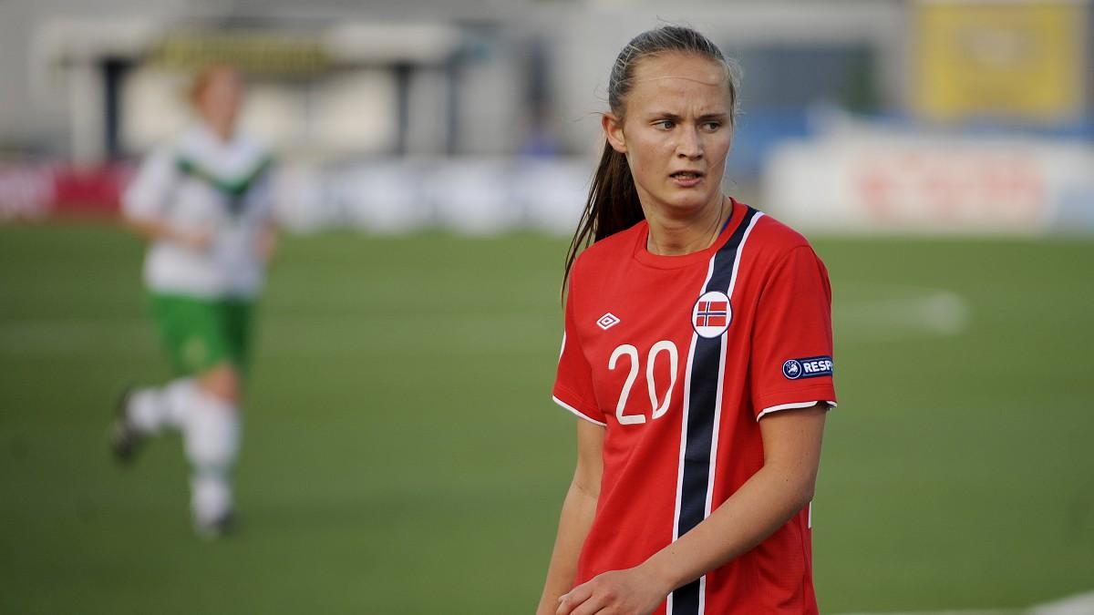 Norvège – Caroline Graham Hansen, vice-championne d'Europe, a une revanche à prendre avec l'Europe.