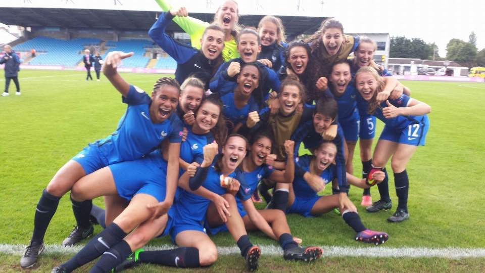 EURO U19F – 1/2 finale – Allemagne – France : «On va tenter un coup !» Gilles Eyquem.