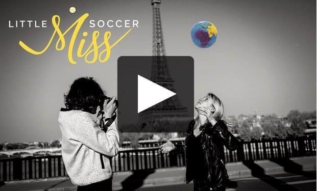 Little Miss Soccer. Melanie Boetti et Candice Prevost. Une superbe aventure.