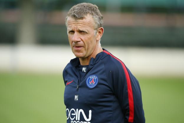 Patrice Lair coach du PSG. Crédit l'Equipe. Lesfeminines.fr