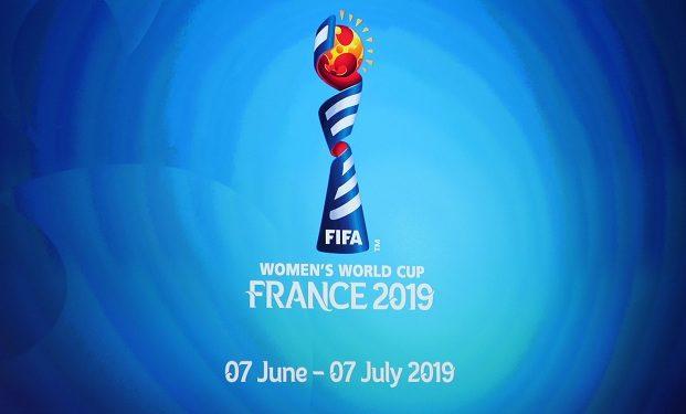 Le logo de la Coupe du Monde 2019. Crédit fff. lesfeminines.fr