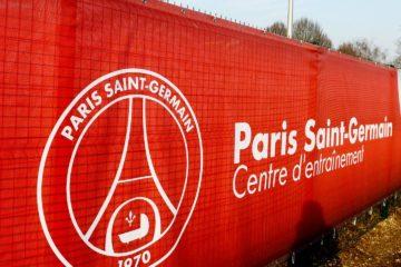 PSG féminines au Camp des Loges. Crédit lesfeminines.fr