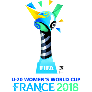 logo officiel de la U20WWC