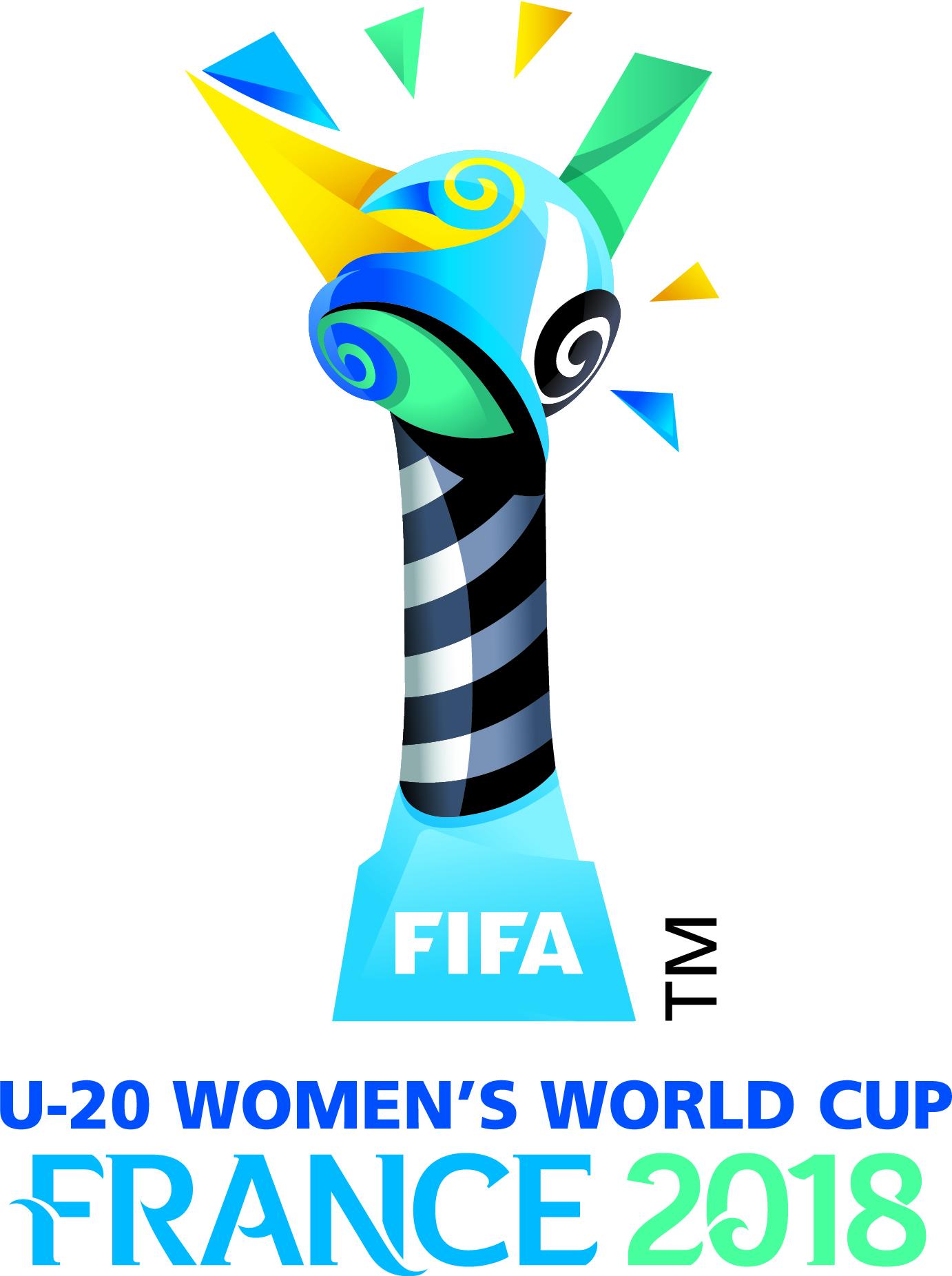 logo-officiel-Mondial-U20. Crédit. lesfeminines.fr