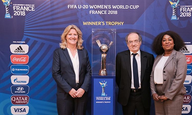 Coupe du Monde U20 – Lancement officiel de la coupe du Monde U20 à Rennes
