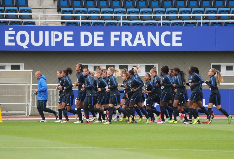 Equipe de France – Les cinq nouvelles qui découvrent la sélection en A après être passée chez les jeunes.