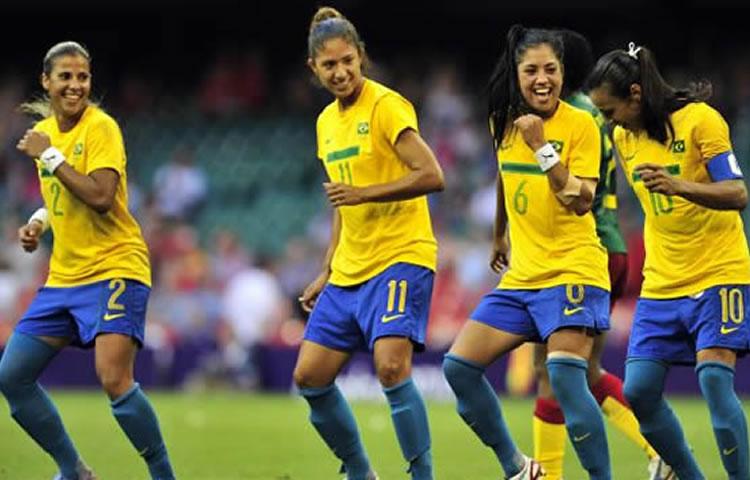 CM2019 – L'Amérique du Sud, Brésil, football mais encore trop peu de football féminin.