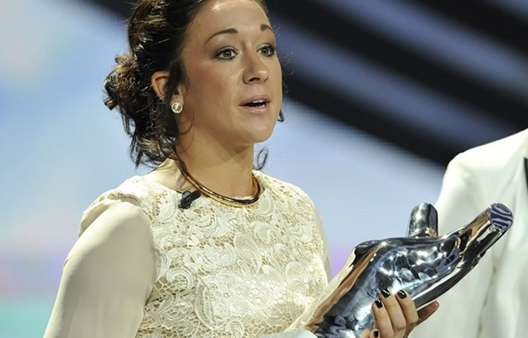 Nadine Kessler, UEFA 2014