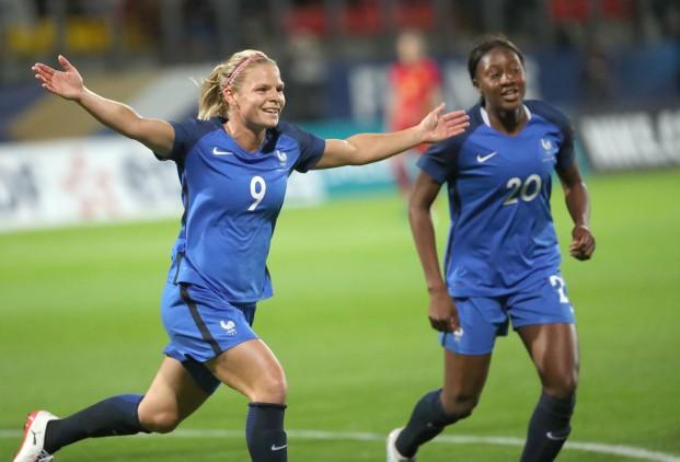 France – Video -Les buts et la réaction d'après match de Corinne Diacre «Des gros matches en Novembre où nous serons jugées»