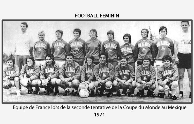 Les sélectionneurs français : 1971-1997, 4 sélectionneurs en 26 ans avec des compétitions qui vont se construire.