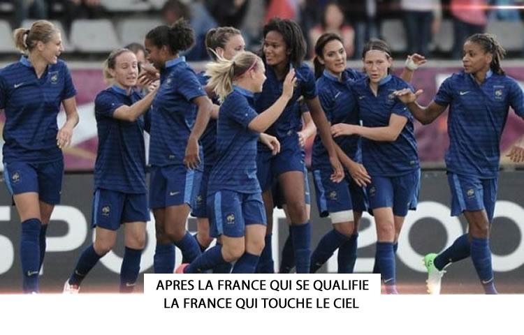 Les sélectionneurs français (1997-2013) : Elisabeth Loisel et Bruno Bini. La France prend une belle place mondiale.