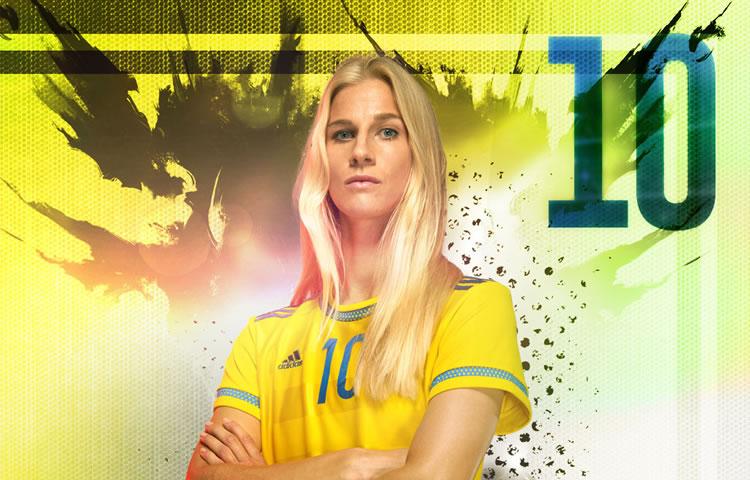 Match de préparation – France – Suède : Sofia Jakobsson, des jambes de feu pour le moment de briller !