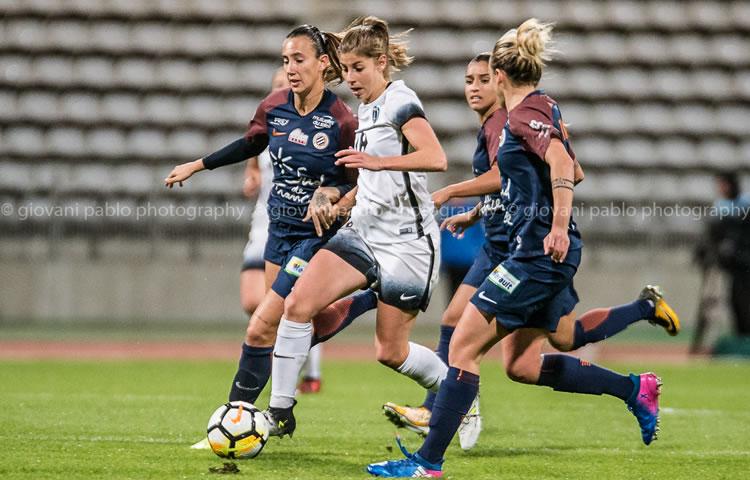 D1F – Résultats 8eJ – Le PFC, fort à Bordeaux. Lyon grignote Albi et le PSG check l'Europe !