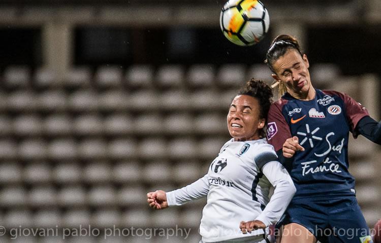 D1F – football féminin – videos des buts de la 7è journée