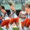 Montpellier, vainqueur à Brescia, bien lancé dans ce 1/8e aller de la WCL 2017. Crédit Mhsc. lesfeminines.fr