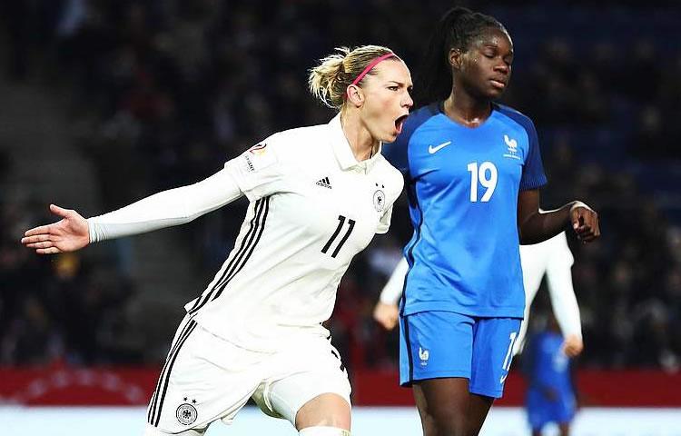 Match de préparation – Allemagne (4-0) France. Un score et un contenu bien trop lourd face au 2e mondial.