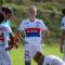 Lucy bronze, l'Anglaise venue en France pour faire des matches face au PSG. photo Maya Mans. Lesfeminines.fr
