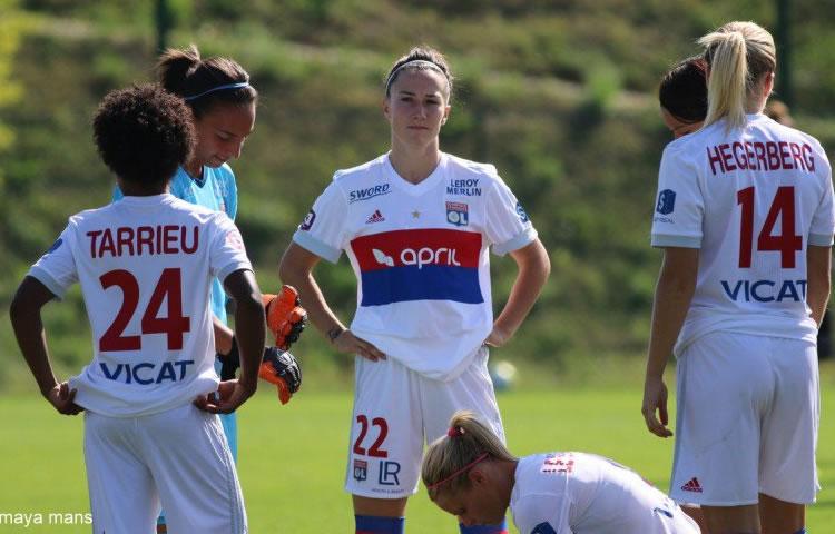 D1F – 10e journée – Le Paris Saint Germain et l'Olympique Lyonnais se donnent RDV pour le 11 décembre