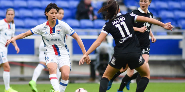 OL-PFC. Photo Women Sport Gallery. Crédit lesfeminines.fr