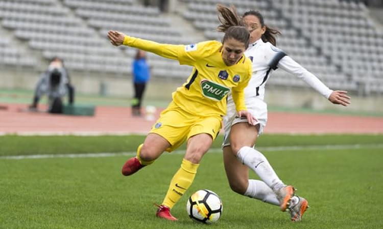 CDFF – 1/16e de finale – le PSG dernier représentant francilien en Coupe de France