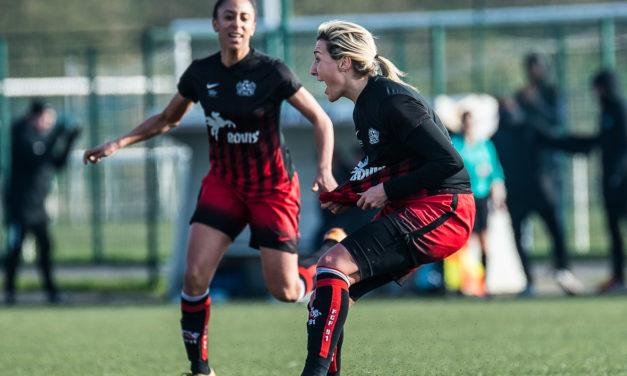 ITW Exclusif : Claire Lavogez, pépite du football français, prêtée par l'OL au Fc Fleury : «Je suis amoureuse du football !»