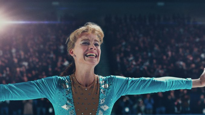 Tonya Harding interprétée par Margot Robbie