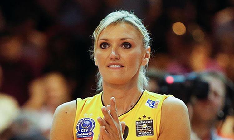 ITW – Volley féminin et reconversion – Victoria Ravva – Mon parcours ? «J'ai rencontré la performance !»