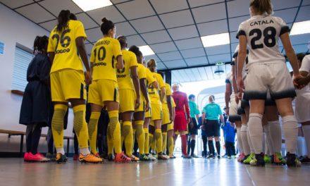 D1F – PSG-PFC (4-1) – Le Paris FC «plus il travaille, plus il recule».