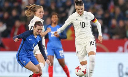 SheBelievesCup 2018 – France-Allemagne : «L'envie de réussir !»