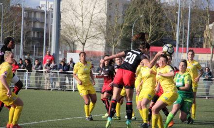 D1F – Une journée à six buts et un bouleversement en bas du classement.
