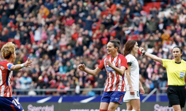 L'Espagne pointe son nez avec 22.000 spectateurs dans le derby Atletico Madrid et Real.