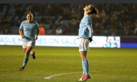 UWCL 1/4 de finale aller – L'Angleterre aux anges ! City avec un onze 90% english