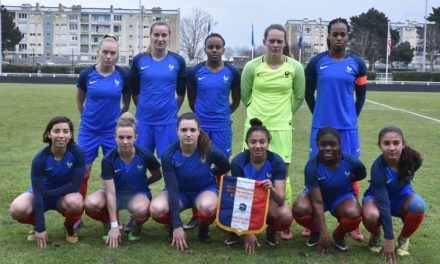 Equipe de France U20 et B – un nul et un titre. Les regards tournés vers le Mondial 2018 et 2019.