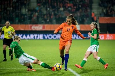 Pays-Bas (0-0) république d'Irlande en novembre 2017.