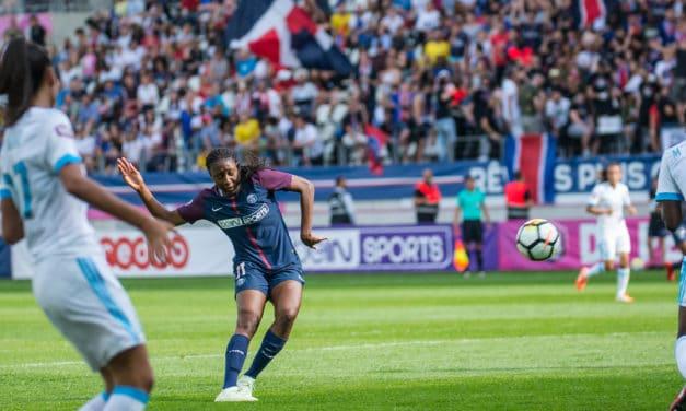 PSG-OM – la prestation des joueuses dans le Classico.