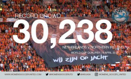 Evénement – Plus de 30.000 spectateurs aux Pays-Bas en qualification