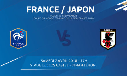 CM U20 – La France pour une revanche face au Japon.