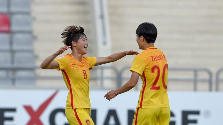 COUPE du Monde 2019 – la Chine, première qualifiée pour 2019 !