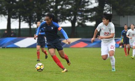 La France B (4-1) et les U20 (2-0) à l'honneur !