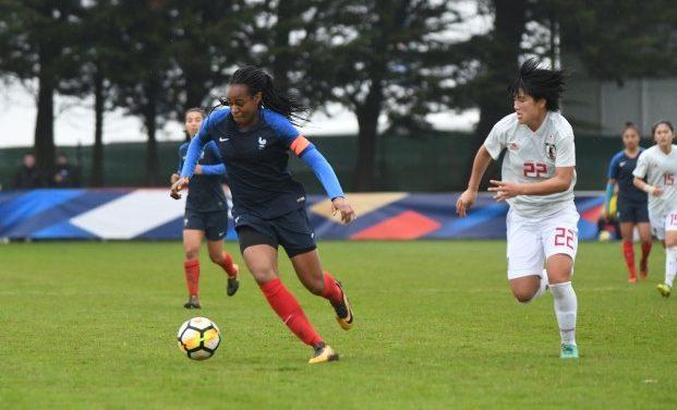 Mondial U20 – Portrait 2 – Marie Antoinette Katoto : «Nous aussi, on va JoBer !»