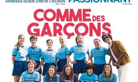 ITW avec Frédéric Jouve – producteur du film «Comme les garçons». Le film a couté un peu moins de 3 millions d'euros.