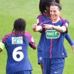 Video – Un superbe but de Jennifer Hermoso (4-2) contre Fc Fleury 91